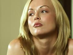 Kayden Kross gets her cunt fucked from behind in the kitchen tube porn video