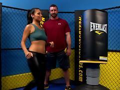 Cassandra Cruz Fucks Vinny Castillo In Naughty Hardcore Orgasm tube porn video