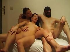 Amateur - Hot German BiSex MMF Threesome tube porn video