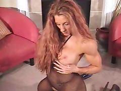 Lindsay Mulinazzi Crotchless Fun tube porn video