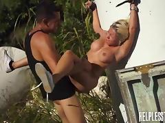 marsha is awfully fucked by angry cock tube porn video
