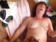 Mila's Threesome tube porn video