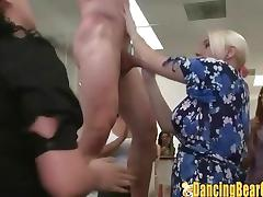 Who Ordered Strippes for the Office Birthday tube porn video