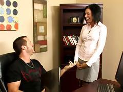 Extraordinary bang scene with a naughty porn hottie Juelz Ventura in action tube porn video