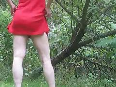 Juggling with red balls tube porn video