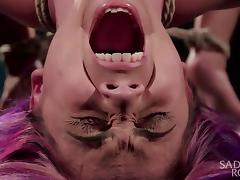 kristina rose gets a rough treatment tube porn video