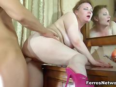 StunningMatures Clip: Viola D and Nicholas tube porn video