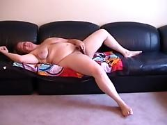 Hairy Pussy Mature BBW Amateur tube porn video