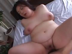 Japanese bbw Mature Pornstars tube porn video