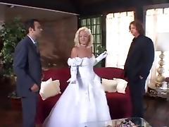 wedding day dp tube porn video