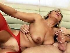 Horny Guy Spreads Pussy Lips tube porn video