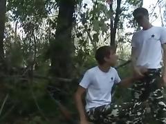 Jungs im Busch tube porn video