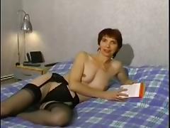 Redhead French Milf Hard Fucked tube porn video