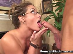 Eva Notty in My First Ever Cum Swallow tube porn video