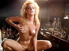 Kathleen Gentry, Joey Silvera in 70s porn shows mad love making scene in the bar tube porn video