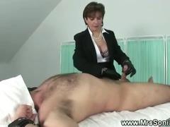 Prodomme cumming punishment tube porn video