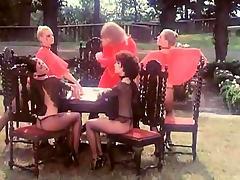 Kristine DeBell, Bucky Searles, Gila Havana in classic fuck movie tube porn video