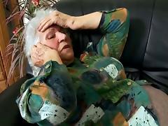 Horny Granny Patient seduces a Black Doctor tube porn video