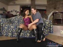 Sabina loves anal sex tube porn video