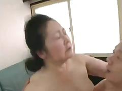 Japanese Grannies 70+ tube porn video