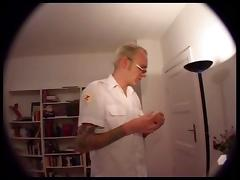 rectal temp and painful suppository tube porn video