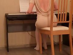 Playing Piano Is My Hobby tube porn video