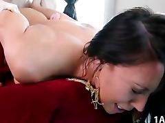Round ass Rachel Starr tube porn video