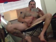 Str8 mirror play tube porn video