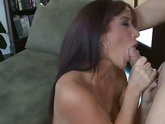 Busty brunette Jayden Jaymes gets banged hard tube porn video