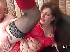 Squirt french bbw hard fucked and sodomized tube porn video
