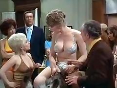 Margaret Nolan & Barbara Windsor- Catfight tube porn video