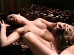 Vintage Hairy Lesbians 1978 tube porn video