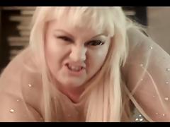 New pop sensation Snowflake tube porn video