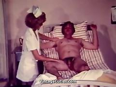 Varmint Nurse Sucks Cock (1960s Vintage) tube porn video