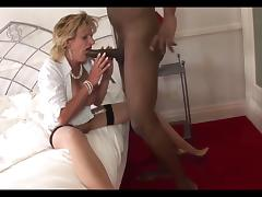 A BIG BREASTED BRITISH WIFE FUCKS A BBC AND IS CREAMPIED tube porn video