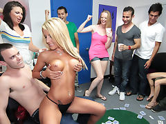 DareDorm Movie: Ordering strippers tube porn video