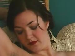 Hairy milf tube porn video
