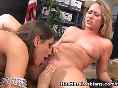 Carter Cruise in Lesbian Vampire Academy tube porn video