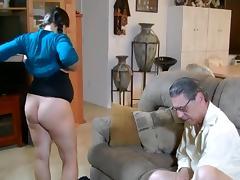 pregnant - It's For The Baby Grandpa tube porn video