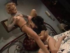 Italian Lesbian Action tube porn video