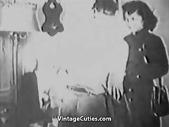Orgasm Treat the Body (1940s Vintage) tube porn video