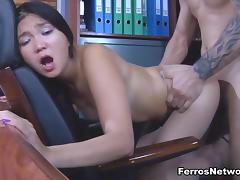 PantyhoseTales Video: Mima A and Frederic tube porn video
