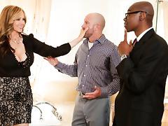 Julia Ann, Sean Michaels, Will Powers in Mom's Cuckold #15,  Scene #01 tube porn video
