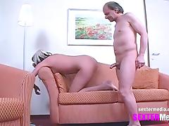 Opa fickt das Teenie! tube porn video
