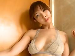 OHTSUKA Mae in the bath tube porn video
