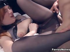 PantyhoseTales Movie: Bertie A and Gerhard tube porn video