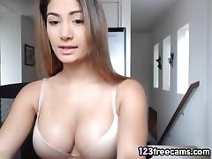 Asian American Countrygirl on 123Freecams.com tube porn video