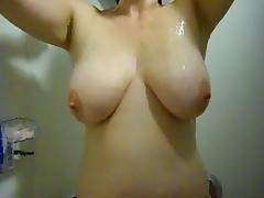 Bath time tube porn video
