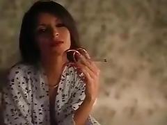 long nail goddes smoking tube porn video