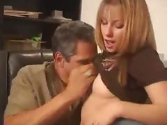 Christie Lee first Job as Babysitter tube porn video